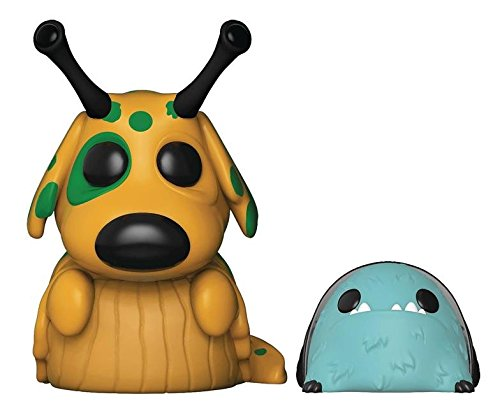 Pop Wetmore Forest Slog with Grub Vinyl Figure