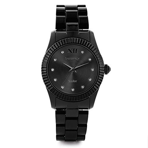 Brosway T-color Reloj para mujer, color negro
