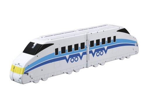 VooV VB01 - Super BIG transformation! Police car