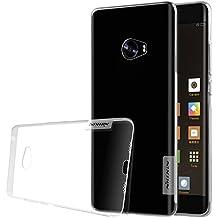 Nillkin Nature - Carcasa trasera protectora y antideslizante de gel TPU para Xiaomi Mi Note 2 - Transparente