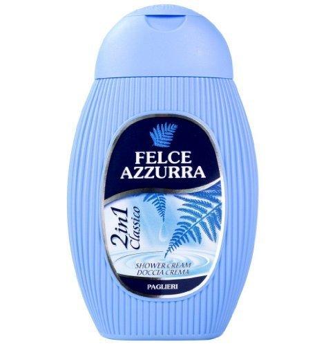 Felce Azzurra Classic Shower Cream 2 in 1 250ML by Paglieri