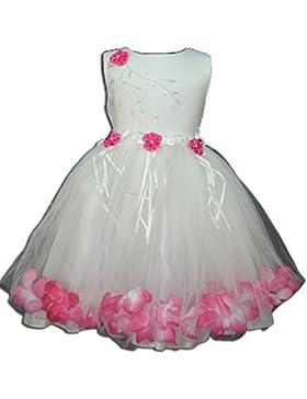Cinda Mädchen Partykleid Blume