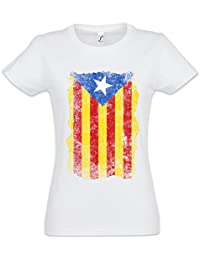 Catalonia IS Not Spain T-Shirt – Independence Independencia la Catalogne Catalan catalane Socialismo Comunismo indipendenza… gUnTqD0Lh