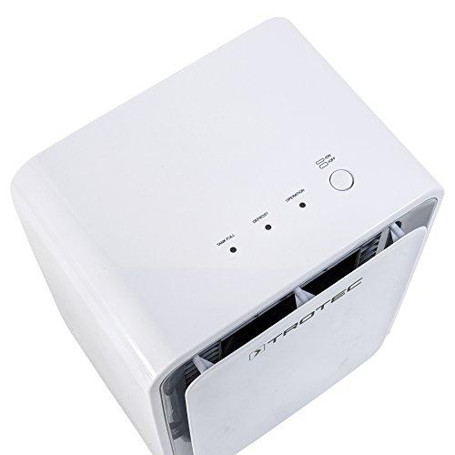 TROTEC Luftentfeuchter TTK 24 E (max. 10 l/Tag) -