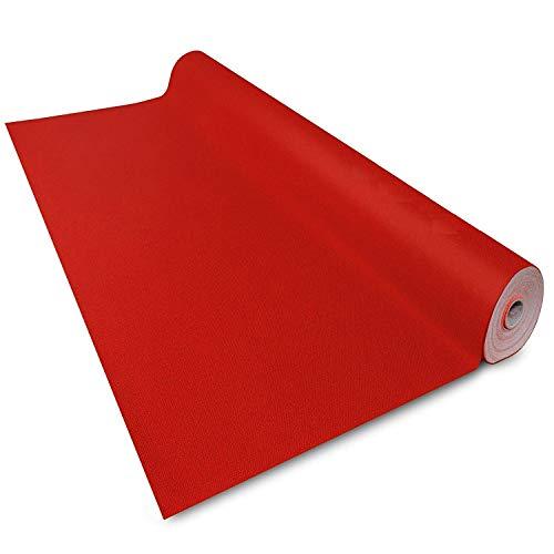 Floordirekt Roter Teppich VIP Läufer Event Teppich Premierenteppich Wunschmaß (100 x 1200 cm) (Teppich 1200,)