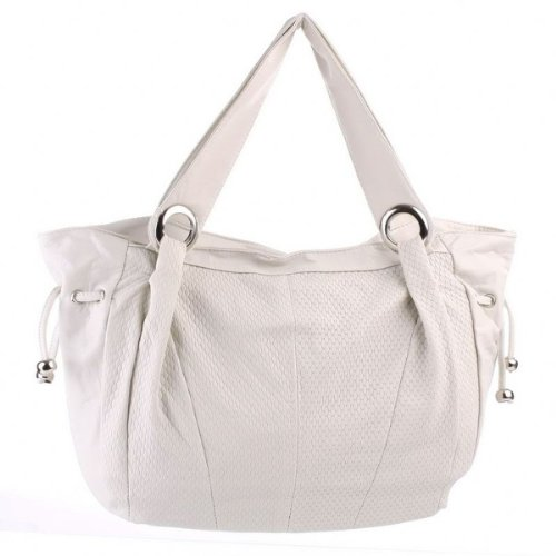 Young-Fashion, Borsa a mano donna Beige (beige)