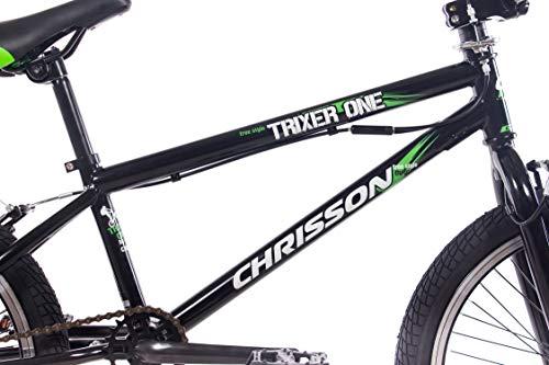 Zoom IMG-3 bicicletta bmx 20 chrisson trixer