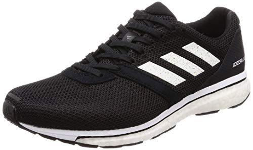 adidas Adizero Adios 4 m, Scarpe da Running Uomo, Nero Ftwr White/Core Black, 42 2/3 EU