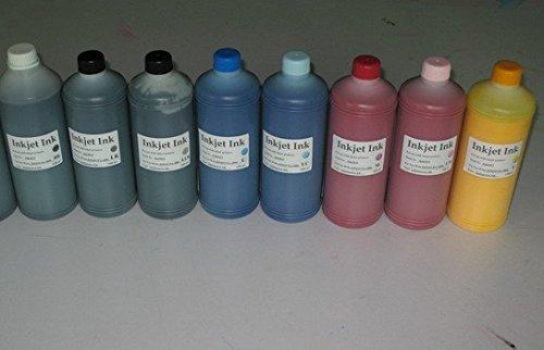 Preisvergleich Produktbild GOWE, 1 l, photo kompatible Tintenpatrone für Epson Stylus Pro 4880, PB, LB, LLB, Y,C, M, LC, LM