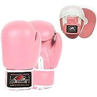 BeSmart Pao de boxe Crochet et JAB Pro Fight d'entraînement Punch Gants MMA