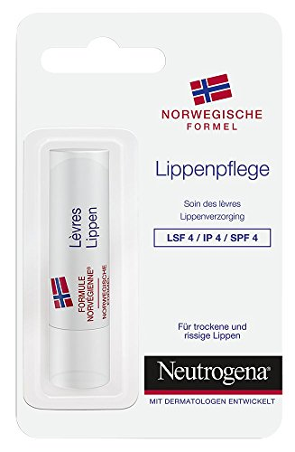 Neutrogena Norwegische Formel Lippenpflege LSF4 - 1 x 4,8g