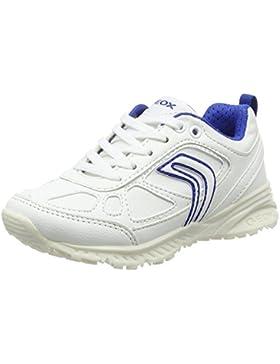 Geox Jungen J Bernie E Sneaker