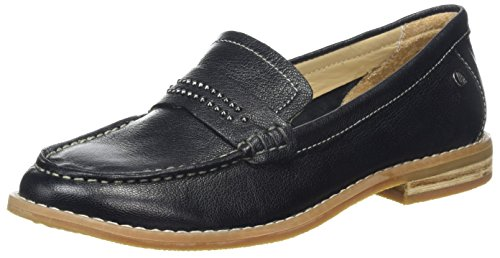 Hush Puppies Damen Aubree Chardon Slipper, Schwarz (Black), 39 EU (Hush Schuhe Puppies-damen)