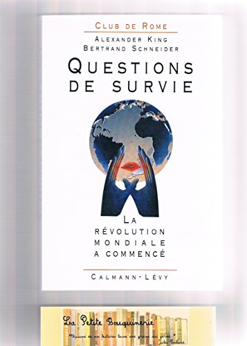 Questions de survie