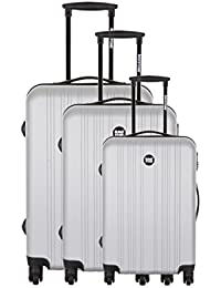 Bag Stone Set de 3 trolleys rígidos Boy 0.0 cm