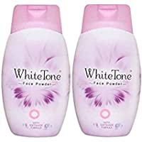 White Tone Face Powder Pack of 2 (70 g)
