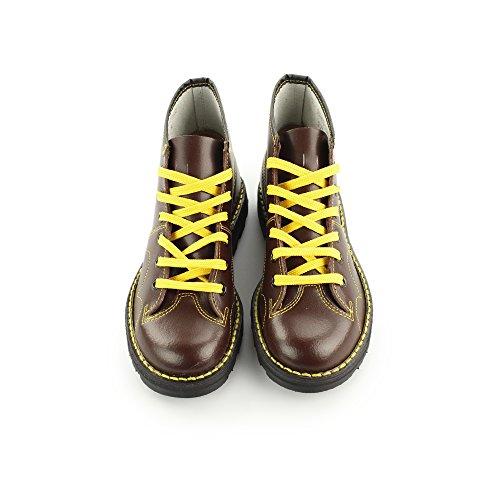 Salida Auténtico Barato Precio Barato Profesional Roamer Mens Boys Original Monkey Boots Leather Burgundy Baúl De Descuento 6VY2ESrM