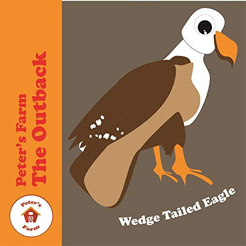 Wedge Tailed Eagle Pie Wedge