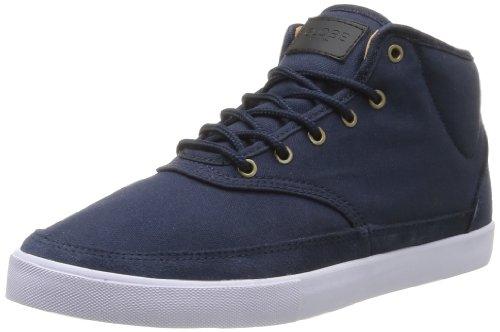 Globe Quantum Mid GBQUANTUMM, Sneaker Unisex adulto Blu (Blau (navy 13001)