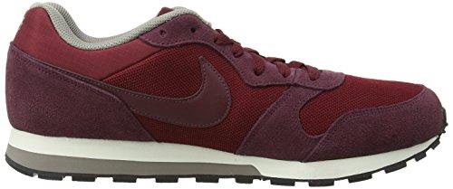 Nike 749794-600, Scarpe Sportive Uomo Rosso (Team Red/Night Maroon/Light Taupe/Sail)