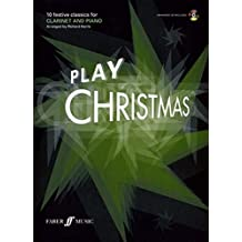 Play Christmas: (clarinet)