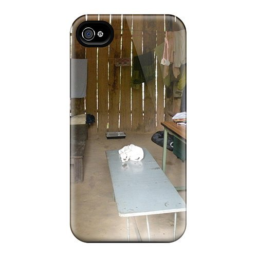 Tpu Purecase Shockproof Scratcheproof Ltj/reas Room In The Jungle Hard Case Cover For Iphone 4/4s