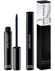 Sans Soucis All in one 3D-Effect Mascara Deep Black, 9.5 g