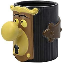 ABYstyle - Disney - Alice aux Pays des Merveilles - Mug 3D - Poignée de Porte