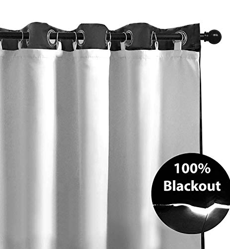 check MRP of blackout curtains with liners Casableu