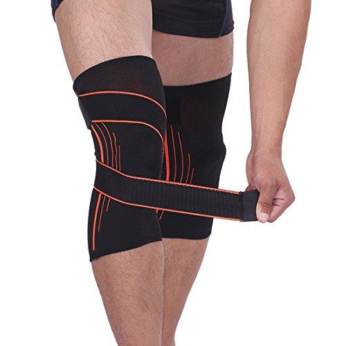 Supporto per ginocchio, tutore per ginocchio, ginocchio, usato usato  Spedito ovunque in Italia