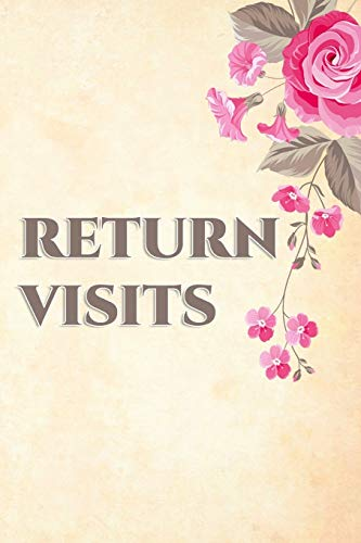 Return Visits: | JW Organizer for Jehovah's Witnesses  Add this valuable JW  Accessories to your JW Library  A PERFECT Jehovahs Witnesses Gift! V6