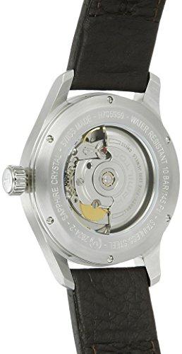Hamilton Men's H70595523 Khaki Field Analog Display Swiss Automatic Brown Watch