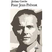 Pour Jean Prévost