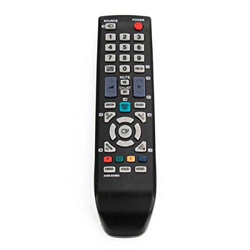VINABTY AA59-00496A Telecomando Compatibile con Samsung LA19D400E1M LE40D504F7W PS51D530A5 LE-32D400 LE-32D403 LE-40D503 UE-19D4003 UE-22D4003 UE-26D4003 UE-32D4003