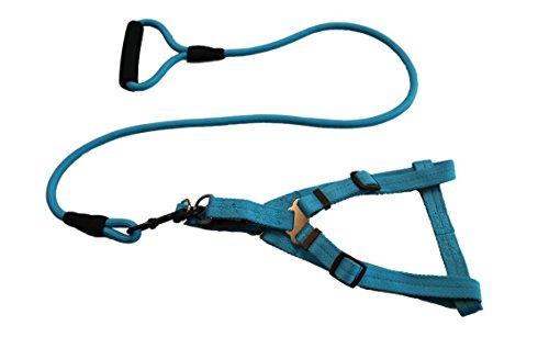 tuch-hundeleine-geschirr-gepolsterte-griffe-trainieren-kleine-mittlere-hunde-gehende-hunde-120cm-lan
