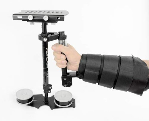 Flycam DSLR-nano Steadycam mit Arm Brace (Armstütze)