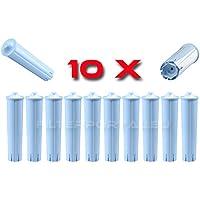 SET 10 x Filterpatrone kompatibel für JURA CLARIS BLUE Kaffeemaschine Kaffeevollautoamt *