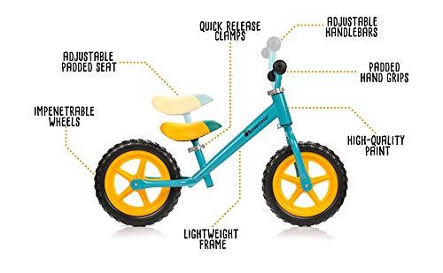 Meteor Bicicleta sin Pedales Mini Bici Bebé Equilibrio