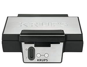 Krups F DK2 51 - Gofrera (295 mm, 155 mm, 316 mm) de Krups