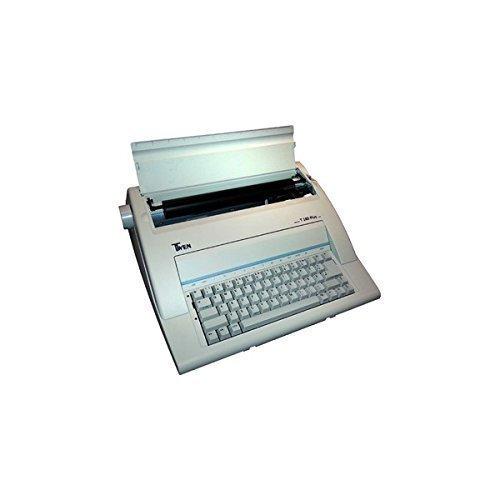 Preisvergleich Produktbild TA Triumph-Adler 582 Schreibmaschine TWEN 180 Plus grau