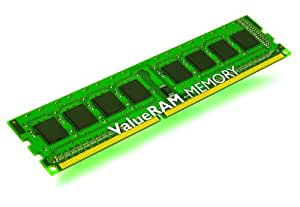 Kingston KVR16LE11L/4 RAM 4Go 1600MHz DDR3L ECC CL11 DIMM 1.35V, 240-Pin