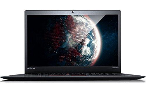 "Lenovo ThinkPad X1 Carbon 2.4GHz i7-5500U 14"" 2560 x 1440pixels 3G 4G Nero - notebooks (i7-5500U, ThinkPad UltraNav, Windows 7 Professional, Lithium Polymer (LiPo), 64-bit, QWERTZ)"