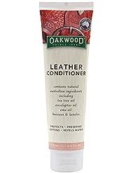 Oakwood de piel 125ml Acondicionador de Condiciones. Sillines, arnés, botas, Tack