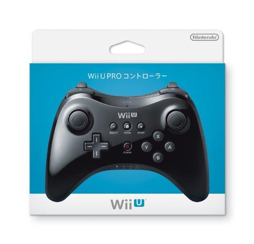 WiiU Pro Controller