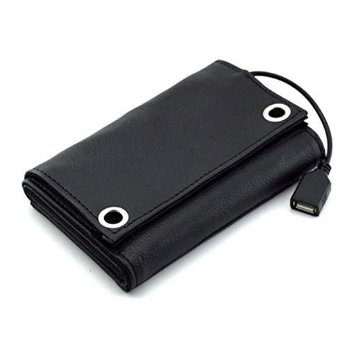 Wososyeyo sistema caricabatterie solare pieghevole per borsa ricaricabile solare esterna impermeabile
