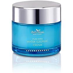 Belle Azul – PURE SWISS – Innovadora crema mascarilla de noche – 50ml