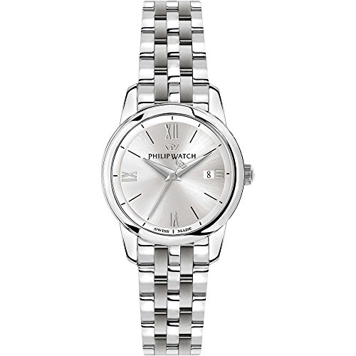 Women Only Time Watch Philip Watch Anniversary Elegant Cod. r8253150504