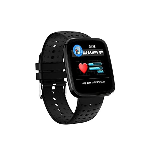 LZ Smartwatch Bluetooth Smart Watch Waterproof IP67 Fitness Tracker Watch With Heart Rate Monitor Pedometer Sleep Monitor Stopwatch SMS Call Notification Remote Camera Music For IOS Android Phone