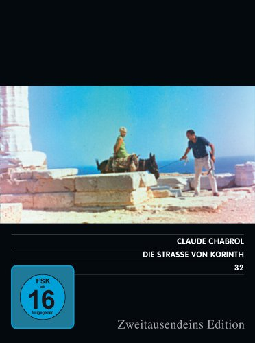 Bild von Die Straße von Korinth. Zweitausendeins Edition Film 32
