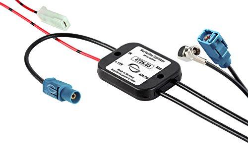 Antennentechnik Bad Blankenburg 4726.03 aktive Frequenzweiche/Verteiler für passive Antenne (FM/DAB)